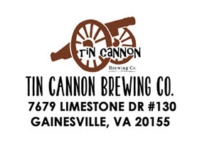 Tin Cannon Brewing Co.